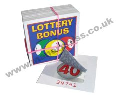 1-59 LOTTERY BONUS SETS